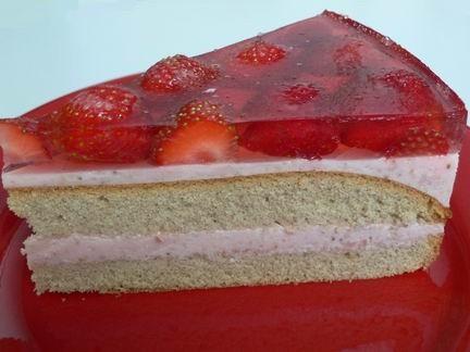 Хочу представить вашему вниманию тортик только для взрослых: Клубника в шампанском помните фильм «К... - 2