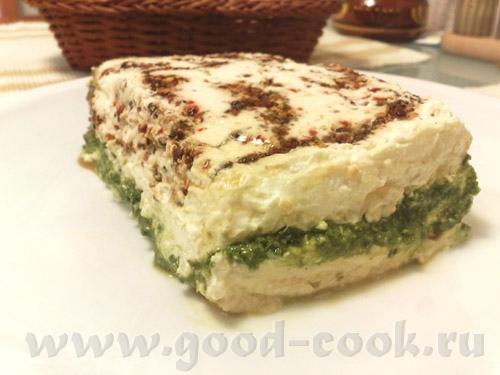 вкусный сырный-пресырный паштет, гостей таким можно кормить смело - 2