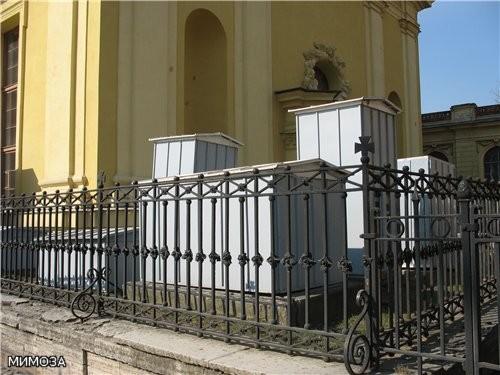 Сейчас я покажу фотографию уникального места в Петропавловской крепости