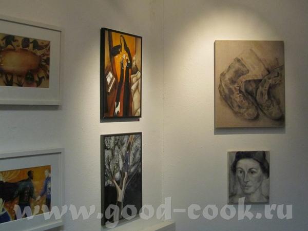 Вот вам фото с выставки Видяйкиной Анны - 2
