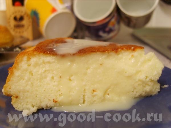"""Угощайтесь творожной запеканочкой Делала по рецепту Lola """"Пенсильванский творожный тортик"""", только..."""