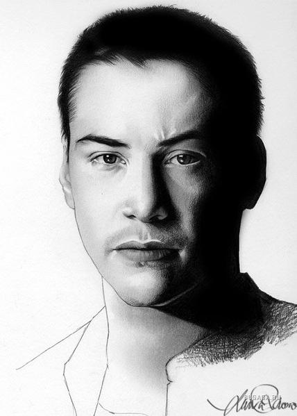 Портреты знаменитостей, вторая серия - 2