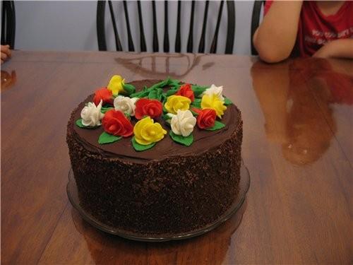 У всех тортики очень красивые - 7
