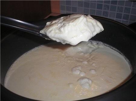 Как сделать закваску из молока в домашних условиях фото