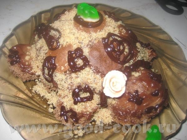 """Торт """"Пани Черепаха"""" ( основа """"Панчо"""") - 2"""