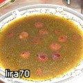 Как-то первый раз варила суп, где вместо мяса были сосиски)) где-то читала что кто-то так делал и р...