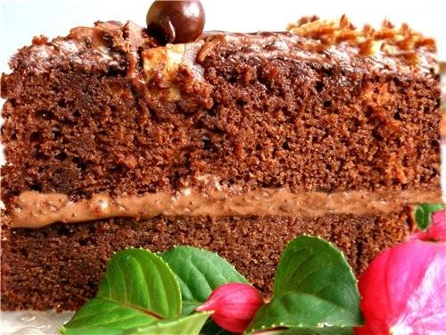Самый вкусный шоколадный торт, который пробовала в моей жизни - 2