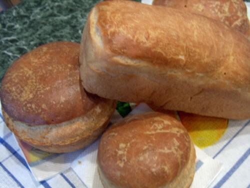 Сегодня первый раз в жизни испекла хлеб По рецепту Яночкиной свекрови