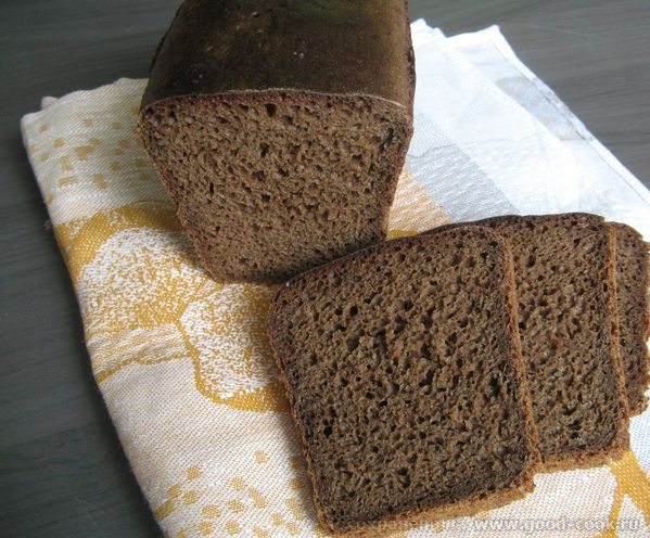 хлеб ржаной заварной