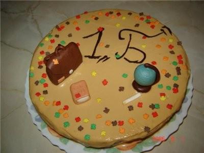 """, тортики очень красивые ЧерепашкаНинзя, торт """"сама нежность"""" птички прелесть Девочки, я тоже с тор..."""