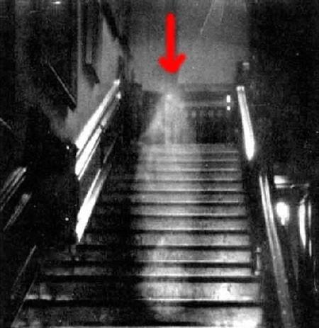 История знает много случаев когда люди наблюдали привидения