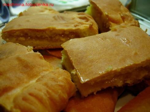 Девочки, как вкусно у вас Я тоже кое-что принесла: Бефстроганов с черносливом Пирожок с лимоном Уго... - 2