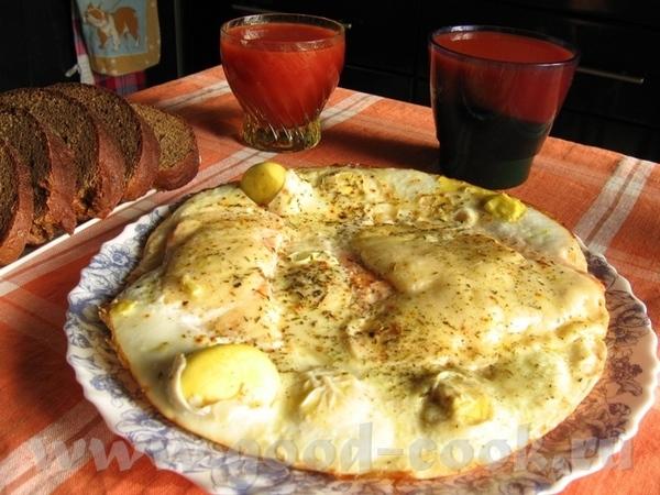 воскресный затрак он приготовил для меня в воскреснье завтрак: обжарил рыбное филе порционными куск...