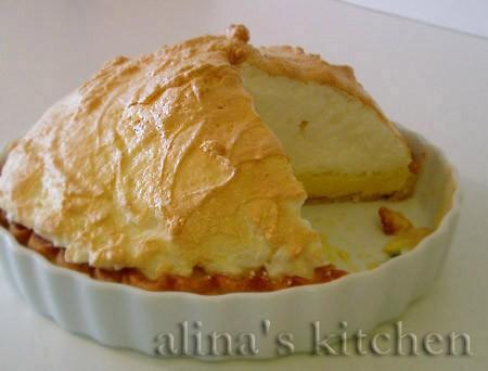 """Еще один пирог из серии """"типичный американский"""" - Lemon Meringue Pie: Лимонно-меренговый пирог По р..."""