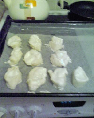 Доброе утро Танюш Вчера сделала розочки Спосибочки за рецепт