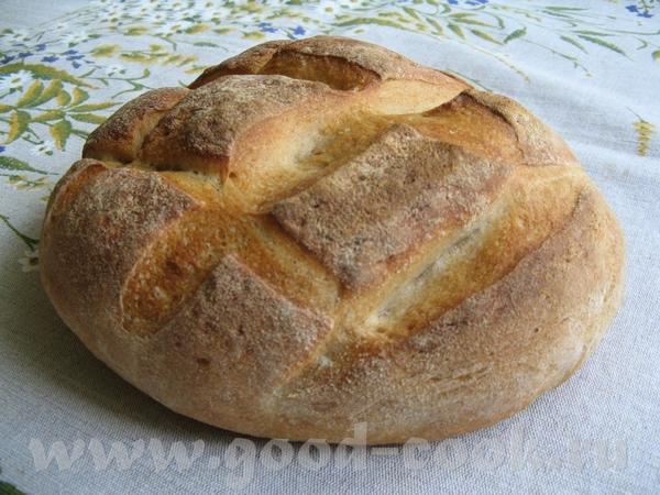 Хлеб пшенично-ржаной на ферментированном тесте - 2