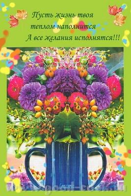 Аня, поздравляю тебя с днем рождения - 2