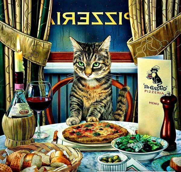 Официант, пицца не досолена