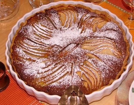 Из французской выпечки ещё популярны тарты