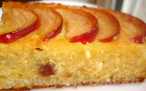 Вот такой вот простой обед КУРИЦА С АНАНАСАМИ рецептик ЗДЕСЬ Творожная запеканка с рисом и яблоками... - 4