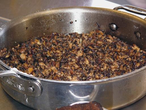 Жареные грибы от Питера Duxelles-Грибы Дюксель - 2