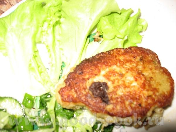 Спаибо тебе за курино-картофельные оладушки - 2