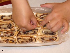 "Торт ""ЛАБИРИНТ"" с черносливом и курагой Для теста: 1яйцо, 1 стакан сметаны, 1 стакан сахара, 1 стол... - 5"