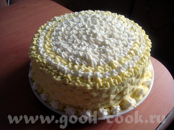 Девченки, угощайтесь творожным тортиком, холодненьким