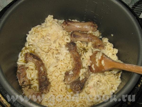 Любимый у меня не любитель такой вещи как куриные шеи, готовить было как-то не охота, ну и я нашла...