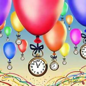 Алеся, поздравляю тебя с днем рождения, желаю что бы всегда и на все хватало времени