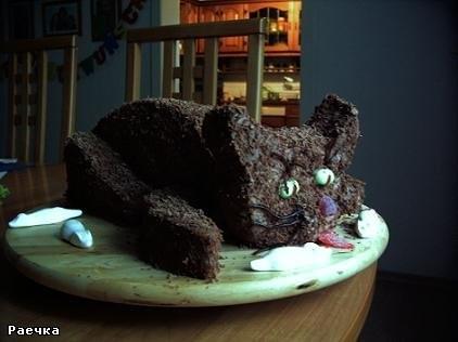 а вот мои тортики ко дню рождения сынули: Для детского сада и для дома - 2