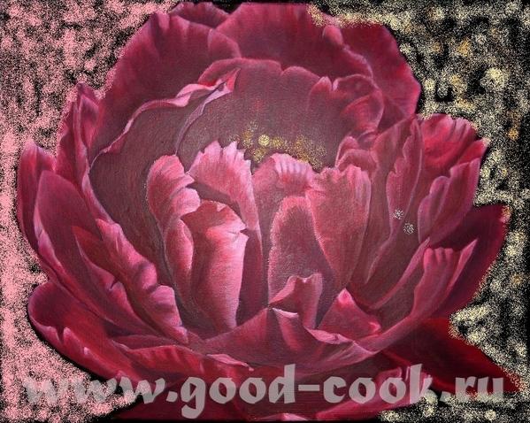 В общем или под цвет светлого розового или под цвет серединок - персиковым ты чего