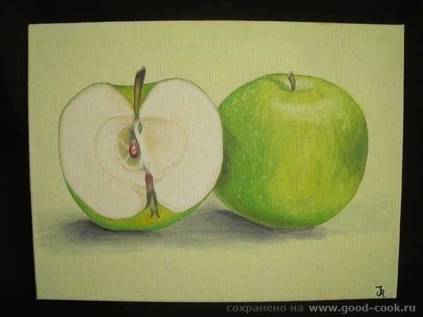 яблоки ближе