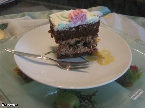 Девчёнки, какие красивые у вас тортики, заглядение а про свадебный я вообще молчу такой элегантный... - 2
