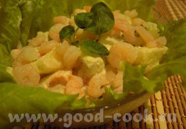 """Блюдо от larissa1312, """"Кулинарный калейдоскоп, или скатерть-самобранка"""": салат """"Венеция"""""""