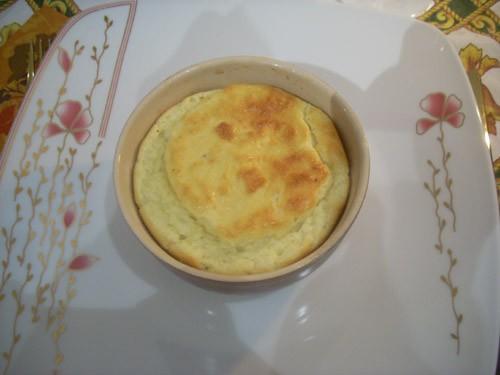 Помидоры черри, фаршированные тапенадом Фуа-гра с манго на шпажках - 4
