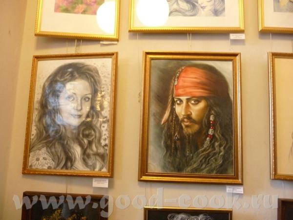 А это 2 картины Юры Скрябина - 6