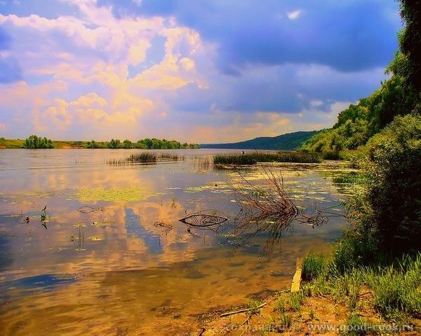 реф озера