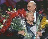 Композитор, народная артистка СССР Александра Пахмутова отмечает 9 ноября юбилей