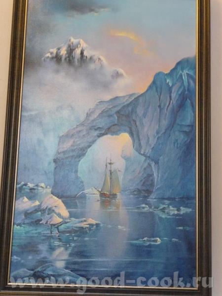 А это 2 картины Юры Скрябина
