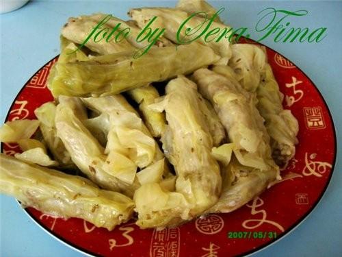 Вчера крутила Мальфуф арабский - капустные листья - стакан риса сухого - 150 гр мясного фарша - 4 б...