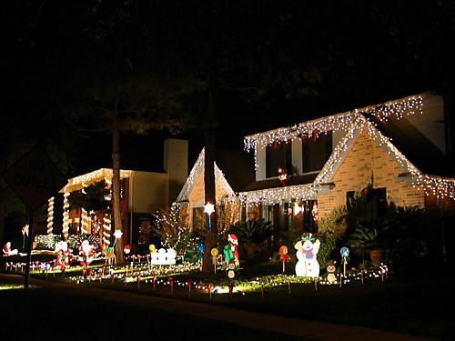 Каждое Рождество наш район украшается огнями - 3