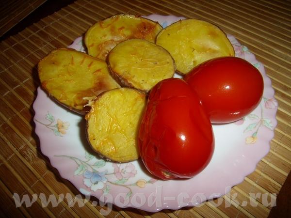 У нас вчера на ужин была картошечка от Алисы Печеный картофель с пармезаном и часноком Сегодня ужин...