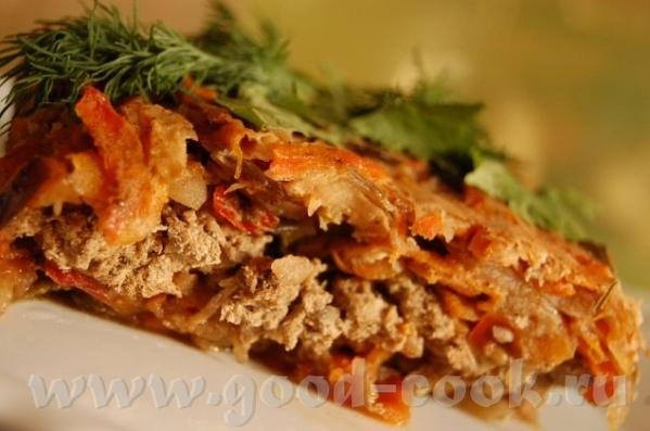 Рыбная запеканка 600 г рыбного филе (треска), 1 луковица, 2 морковки, 1 небольшой кочан кольраби, 3...