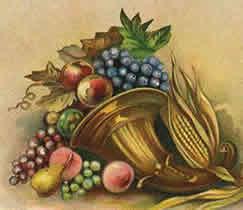С праздником урожая