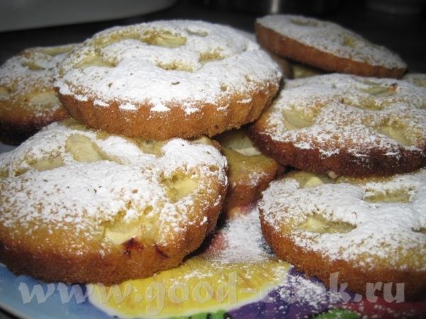 Лида я к тебе со СПАСИБКОЙ за вкусное тесто и за пирог с яблоками - 2