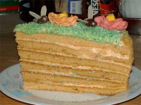 Раз вы спрашиваете, то вот вам и тортик - 2
