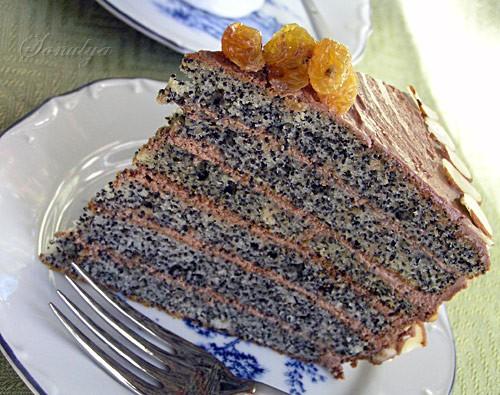 Януля, тащу тебе огроооомную спасибу от всей нашей компании за торт