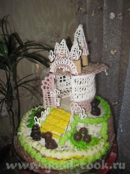 А у нас тут праздник небольшой был У мужа день варенья отмечали Салатик порционный : Салатик от Tif... - 5