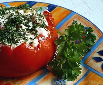 Картошечка с салатиком - мням - 3